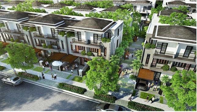Nam Sài Gòn: Xu hướng đầu tư mảng xanh, cảnh quan và không gian sống