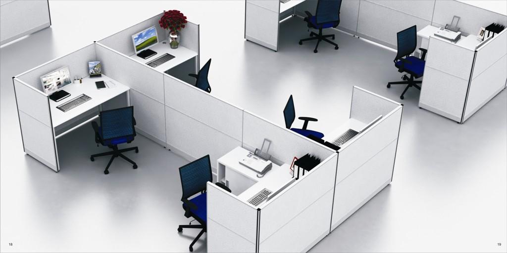 5 gợi ý nhỏ cho thiết kế nội thất văn phòng làm việc