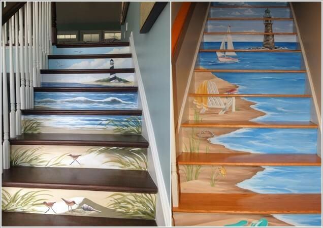 tuong dep 2 1478796910 Thử sáng tạo với tranh tường trang trí cho nhà đẹp