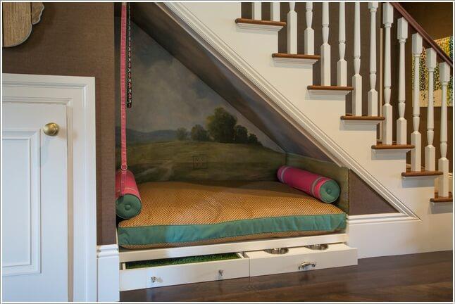 tuong dep 4 1478797019 Thử sáng tạo với tranh tường trang trí cho nhà đẹp