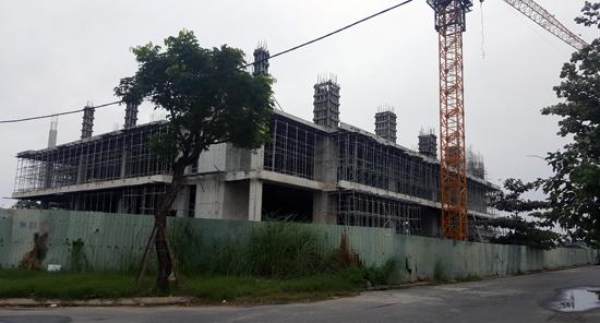Đà Nẵng: Công ty Vũ Châu Long đang hợp thức hóa sự đã rồi?