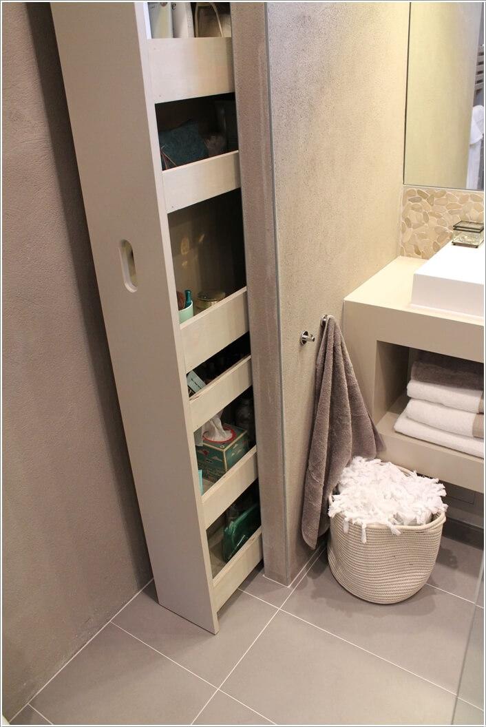 phong tam 3 1480417755 Cách để tạo không gian lưu trữ trong phòng tắm