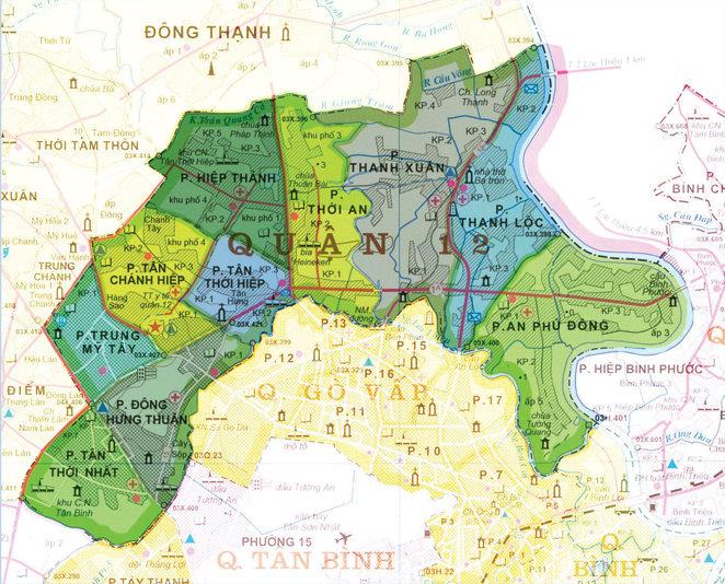 TP.HCM: Điều chỉnh quy hoạch thiếu khả thi, đầu tư hạ tầng Quận 12