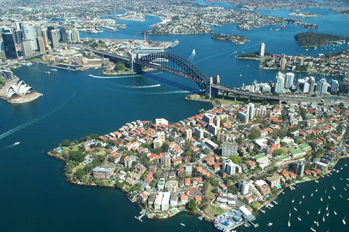 Giá bất động sản Australia tăng 0,2% trong tháng 11/2016