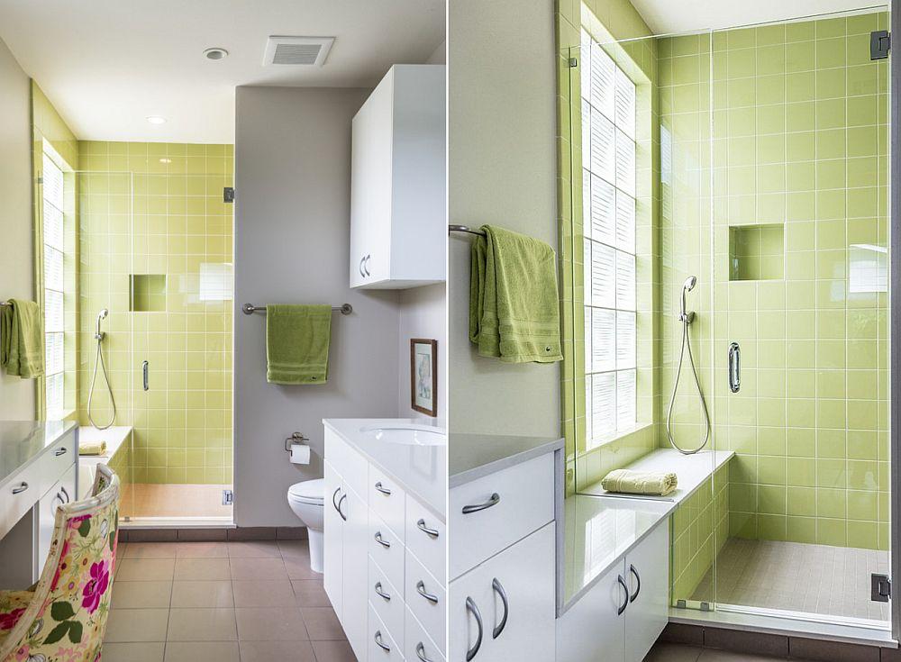 phong tam6 1480760799 Xu hướng kết hợp với sắc xám ở trong phòng tắm