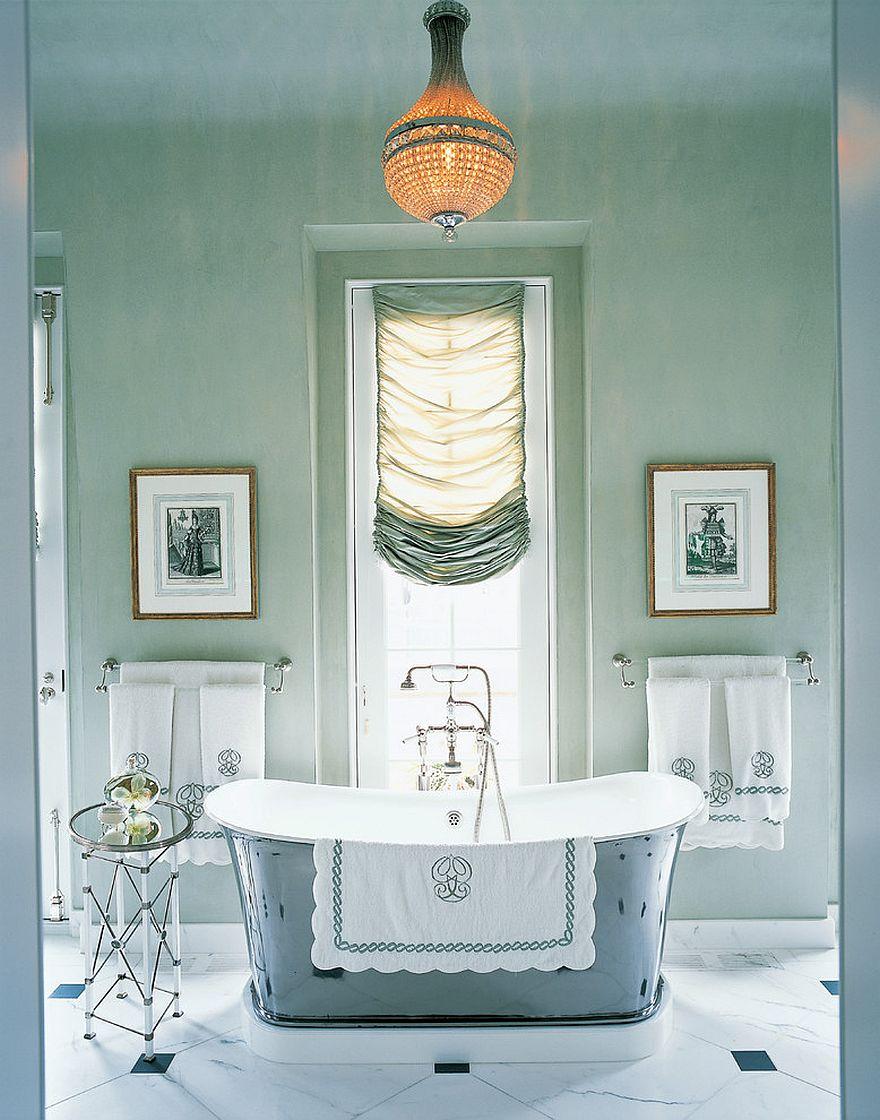 phong tam7 1480760843 Xu hướng kết hợp với sắc xám ở trong phòng tắm