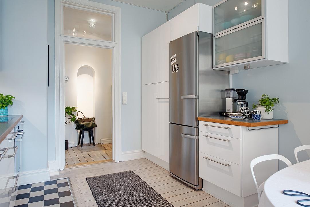 canho8 1481737896 Ấn tượng với mẫu căn hộ đầy màu sắc xóa tan mùa đông