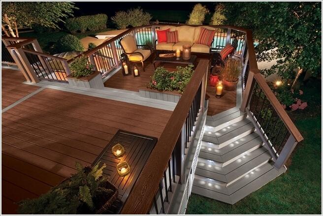 ngoai troi 3 1481645250 Cách thiết kế sáng tạo cho không gian nghỉ ngơi ngoài trời