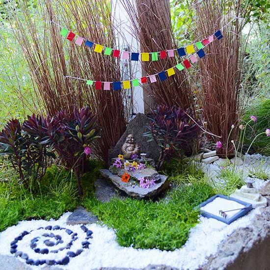 vuon dep12 1481194406 Sáng tạo với thiết kế khu vườn cổ tích tuyệt đẹp