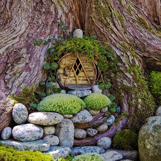 vuon dep2 1481194236 Sáng tạo với thiết kế khu vườn cổ tích tuyệt đẹp