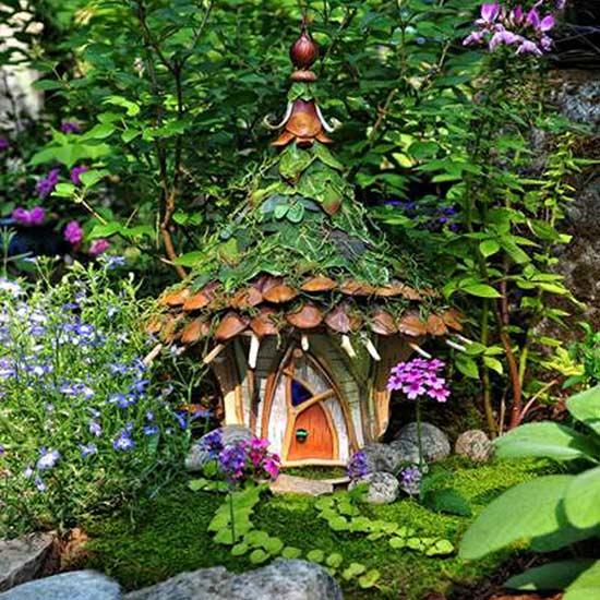 vuon dep8 1481194359 Sáng tạo với thiết kế khu vườn cổ tích tuyệt đẹp