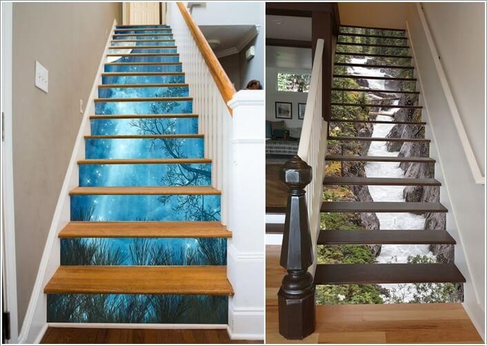 1 1482052682 10 cách để trang trí cầu thang tuyệt đẹp dành cho bạn