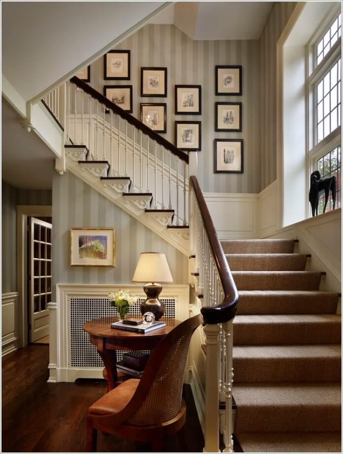 2 1482052709 10 cách để trang trí cầu thang tuyệt đẹp dành cho bạn