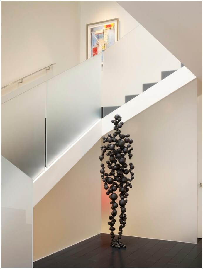 3 1482052730 10 cách để trang trí cầu thang tuyệt đẹp dành cho bạn