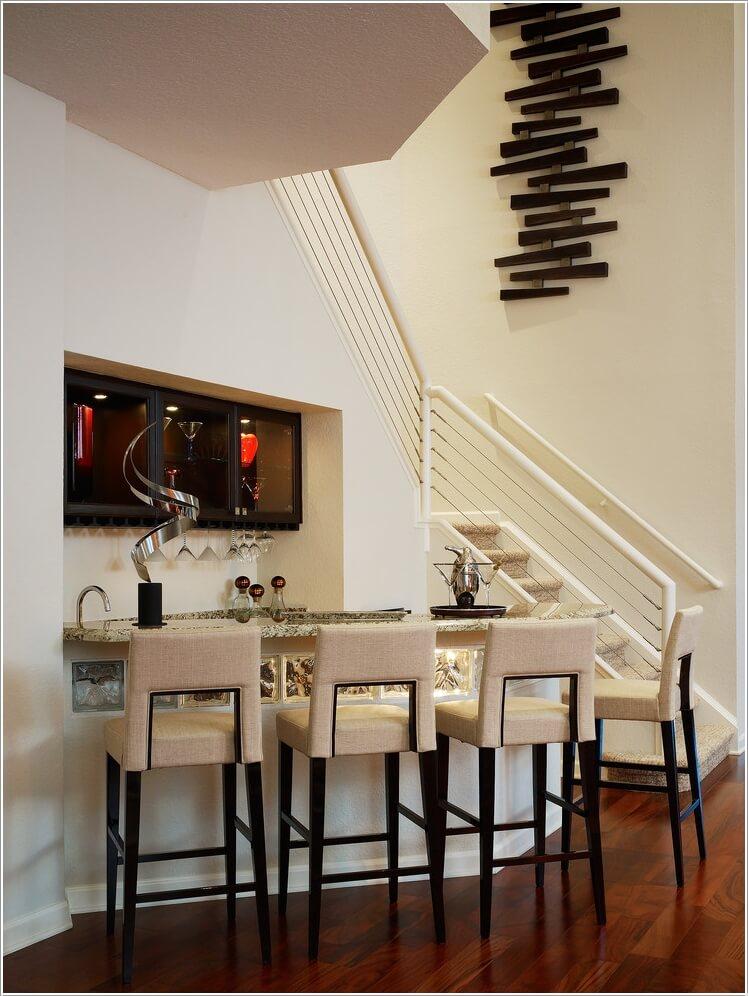 5 1482052773 10 cách để trang trí cầu thang tuyệt đẹp dành cho bạn