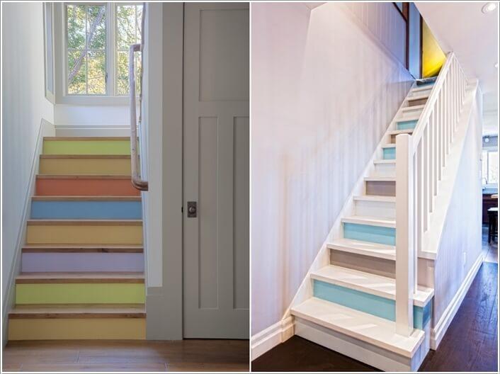 6 1482052794 10 cách để trang trí cầu thang tuyệt đẹp dành cho bạn