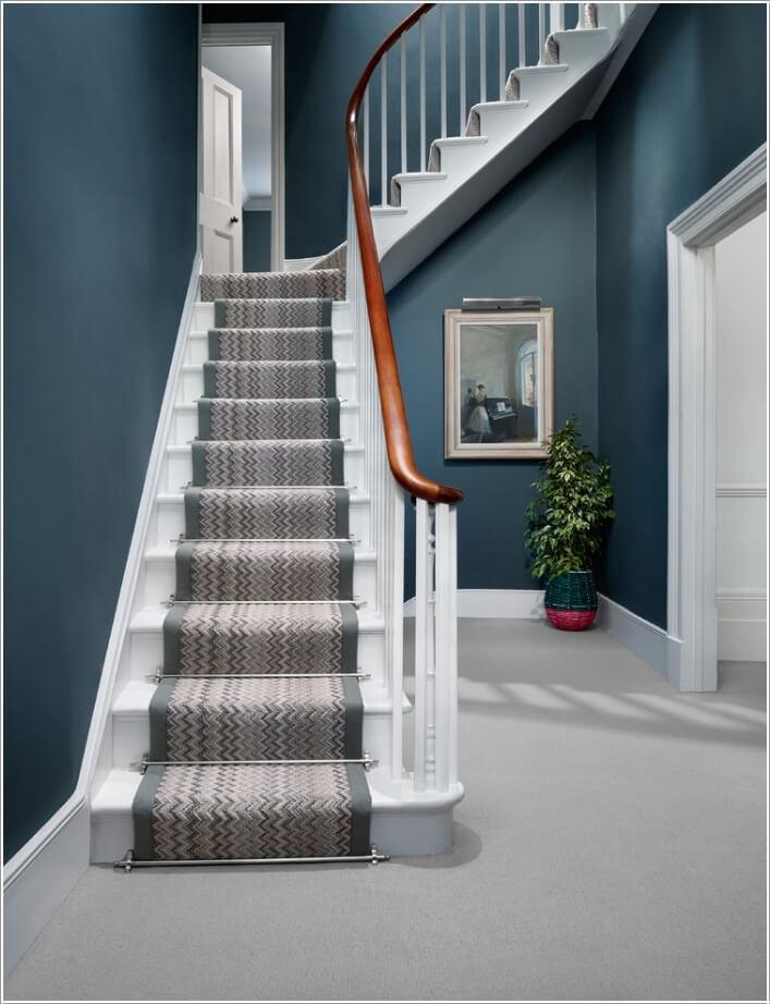 7 1482052815 10 cách để trang trí cầu thang tuyệt đẹp dành cho bạn