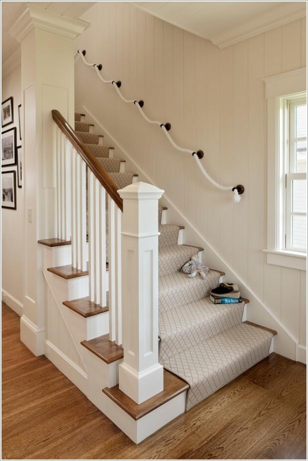 8 1482052835 10 cách để trang trí cầu thang tuyệt đẹp dành cho bạn