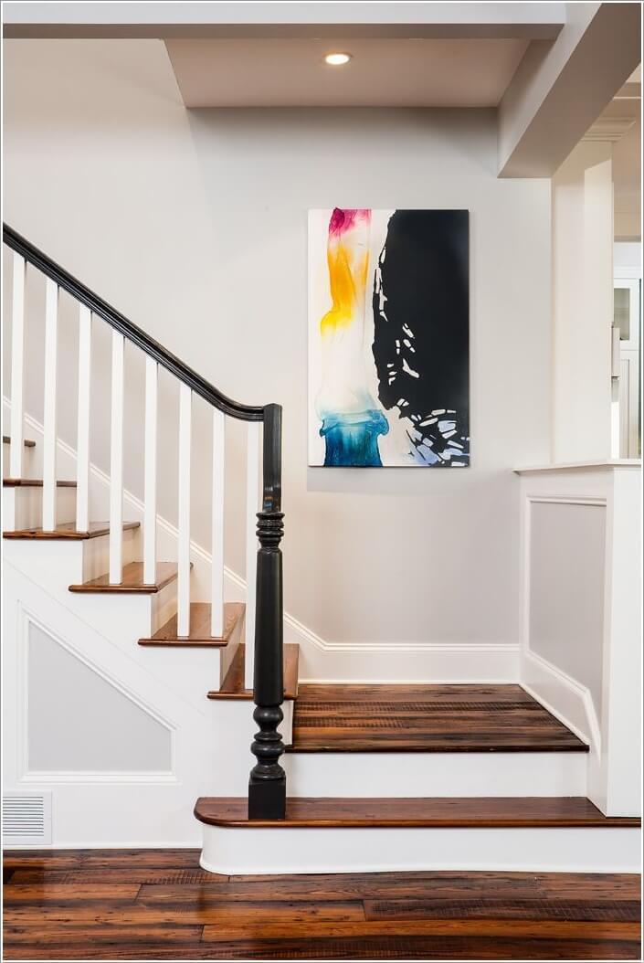 9 1482052868 10 cách để trang trí cầu thang tuyệt đẹp dành cho bạn