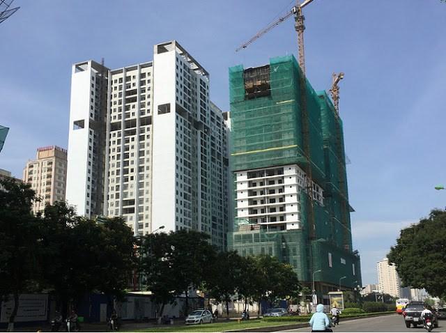 Hàng loạt dự án xây sai phép dù đã được cấp phép