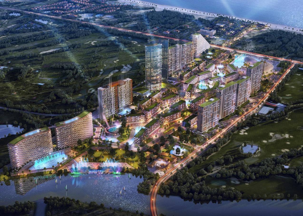 Bất động sản Đà Nẵng tiếp tục bùng nổ trong năm 2017