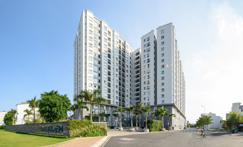 Dự án tại quận Tân Phú tăng giá mạnh