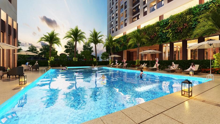 Khu Đông nhộn nhịp với hàng loạt dự án căn hộ tầm trung