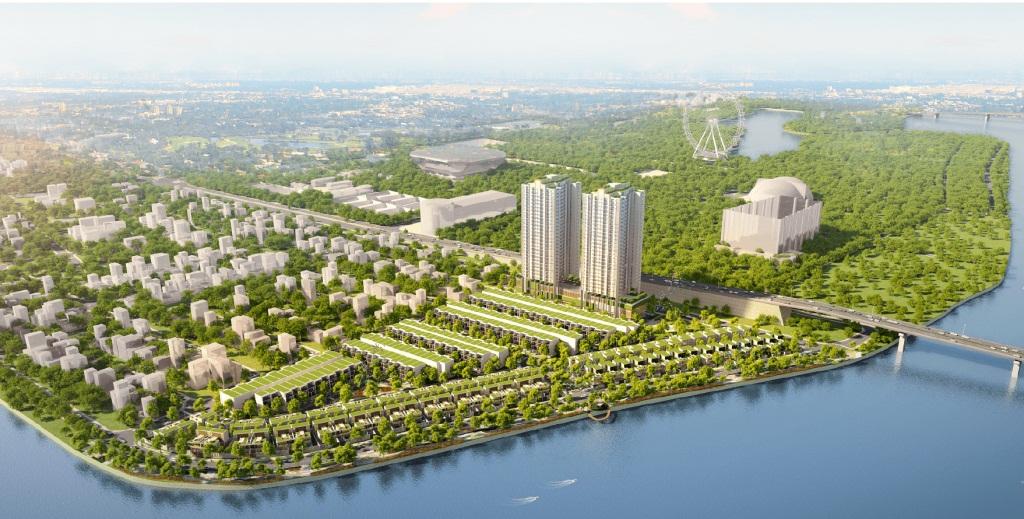 Dự án trong tuần: Ra mắt căn hộ Valencia Garden, mở bán đất nền Elysia Complex City