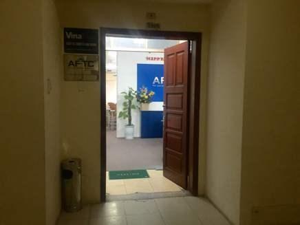 vanphongchungcu 1490733768 Khổ vì sống trong chung cư cho thuê làm văn phòng