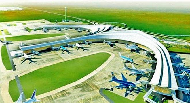 Quốc hội thông qua việc tách dự án sân bay Long Thành