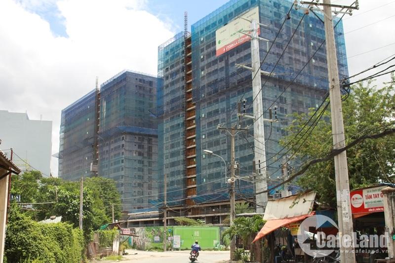 Cuộc đua tiến độ loạt dự án dọc tuyến Metro Bến Thành – Suối Tiên