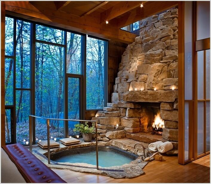 Ý tưởng thiết kế hồ bơi cho nhà nhỏ hiện đại