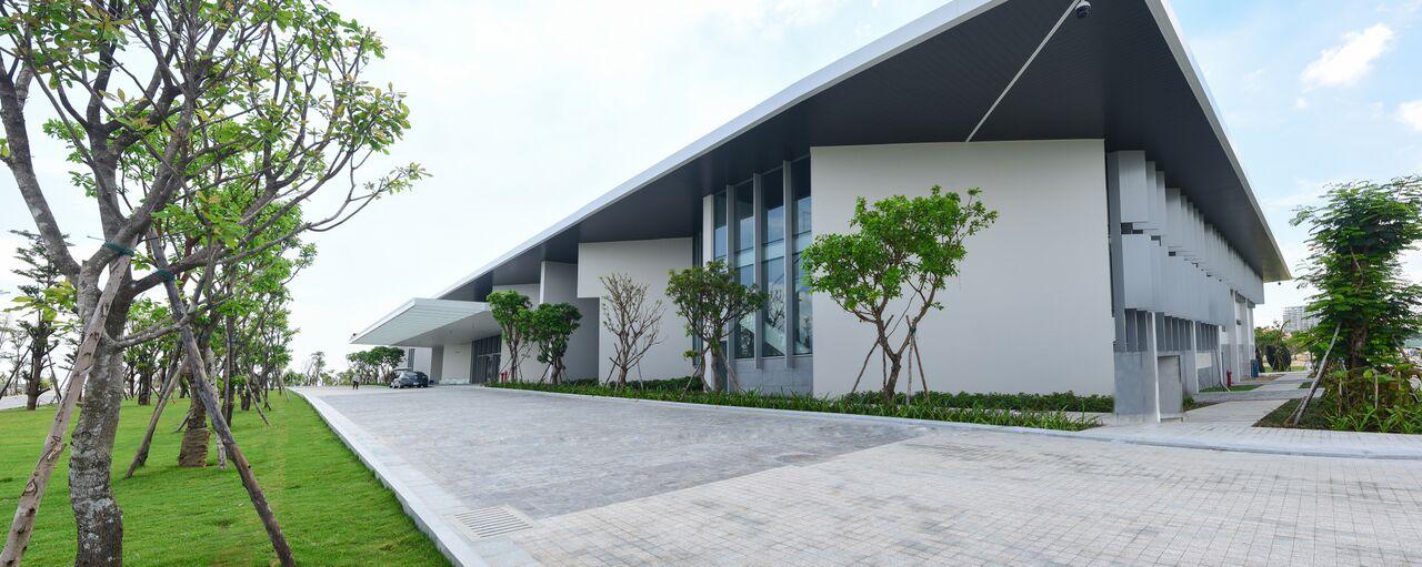 Trung tâm Hội nghị Ariyana: Nóng từng ngày cùng APEC 2017