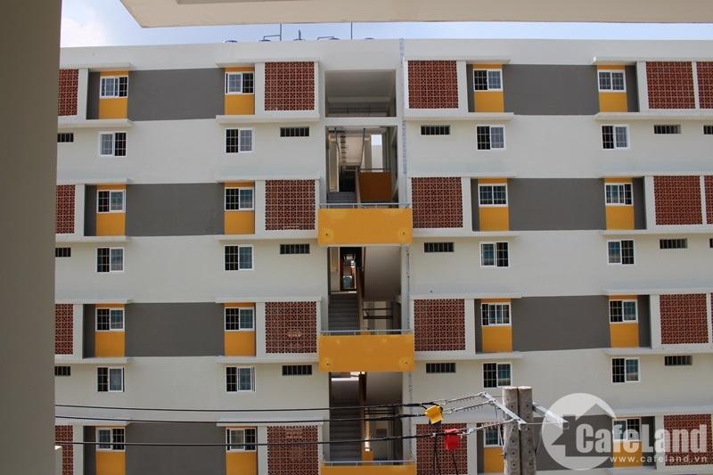"""TP.HCM: """"khóa sổ"""" căn hộ thương mại 25m2"""