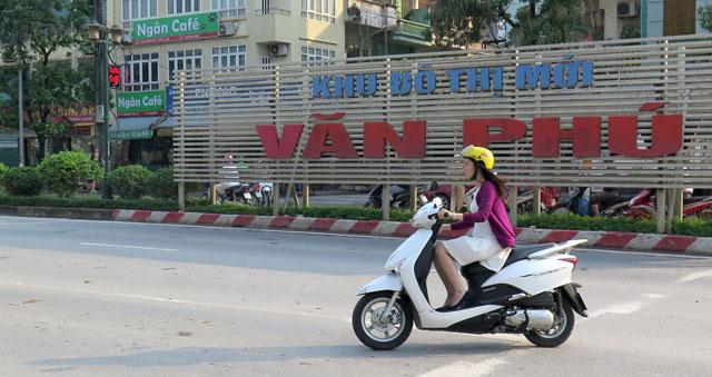 Dự án khu đô thị mới Văn Phú làm nên tên tuổi của Văn Phú Invest