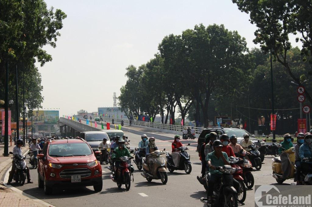 """Hơn 160 tỷ đồng mở nút """"cổ chai"""" cửa ngõ sân bay Tân Sơn Nhất"""