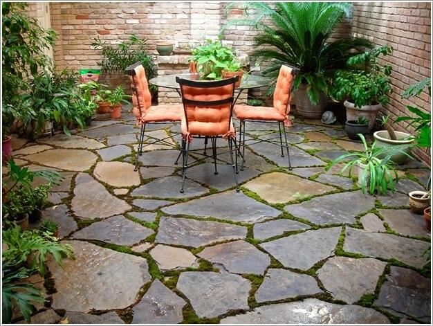 Ý tưởng thiết kế sân vườn mát mẻ