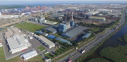 Kết quả hình ảnh cho khu công nghiệp hải phòng