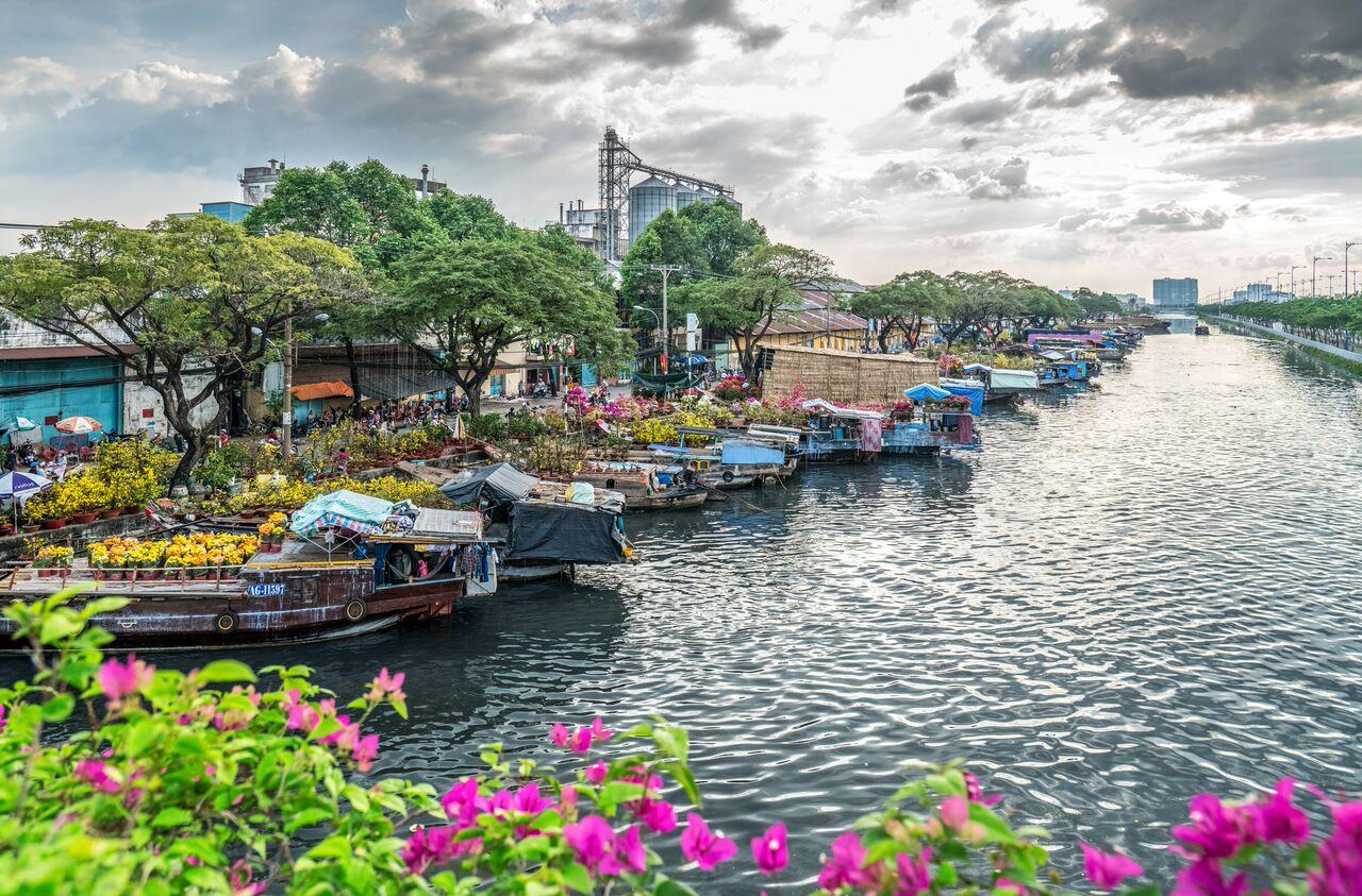 Viva Riverside: Nơi văn hóa, tài khí hội tụ
