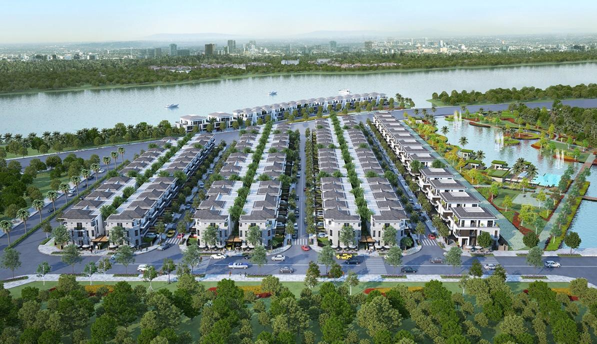 Bỏ phố về Nam Sài Gòn: Hành trình tìm về không gian sống chất lượng