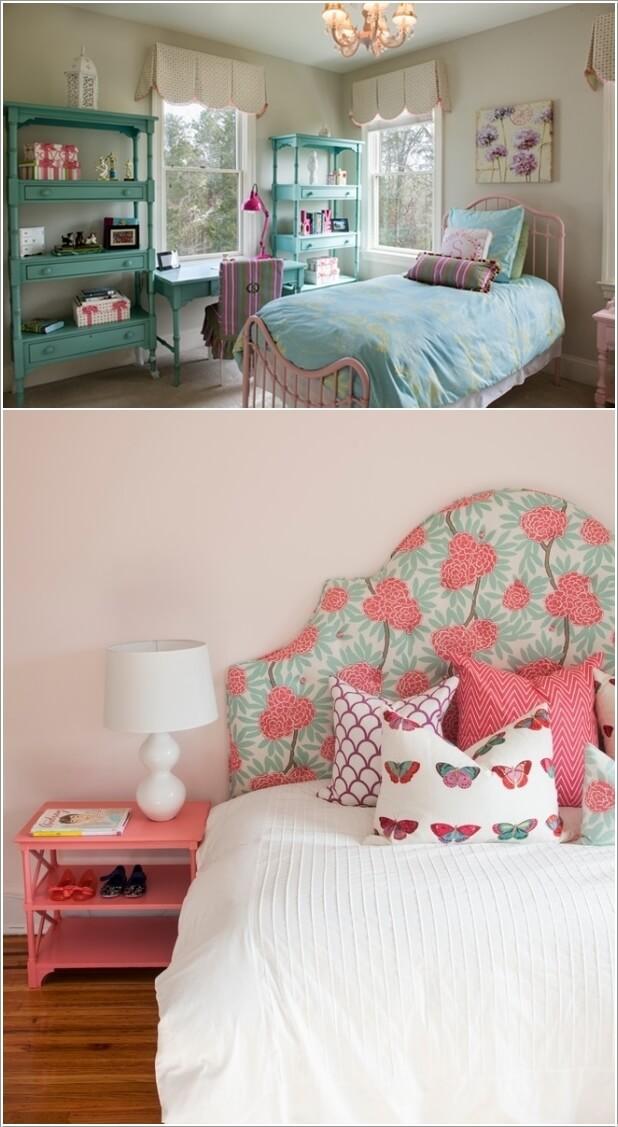 Kết hợp màu sắc trong trang trí nội thất