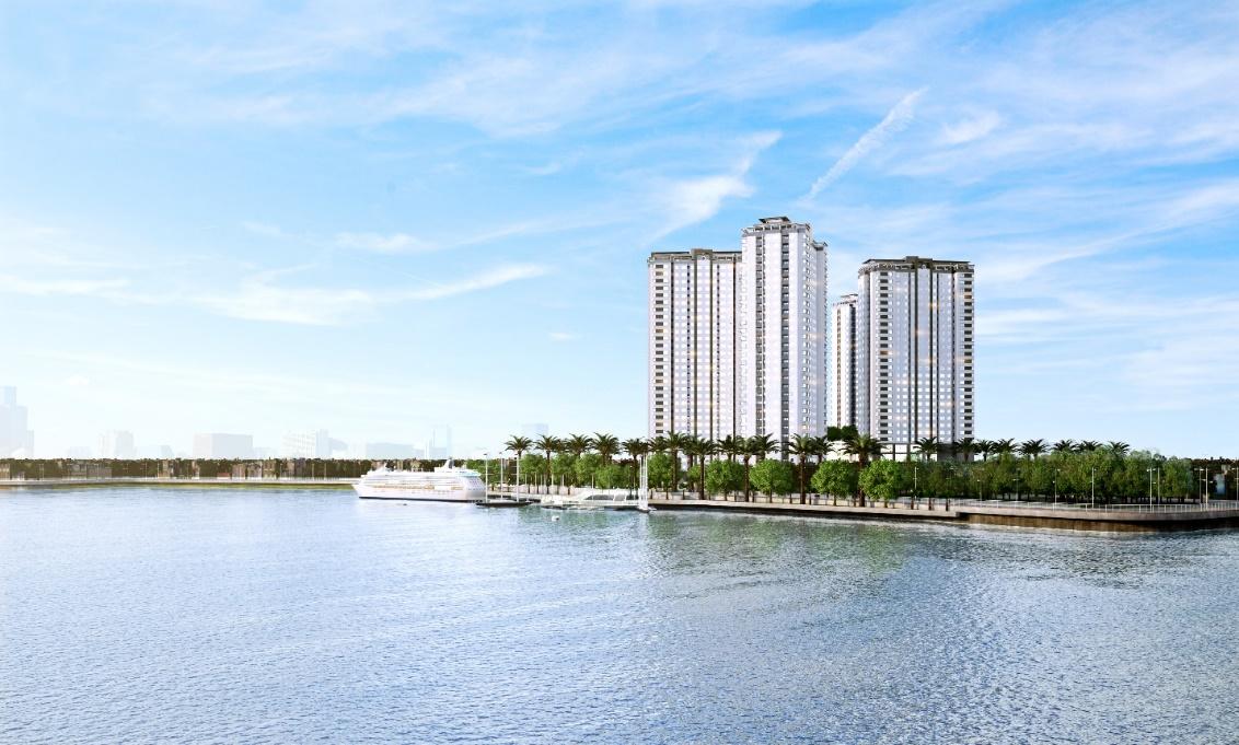 6 lý do khiến căn hộ bên sông Saigon Riverside City trở thành tâm điểm