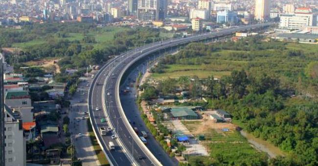 Hà Nội: Đô thị hai bên đường Vành đai 3 được xây tối đa 50 tầng