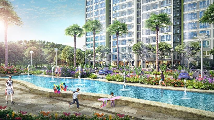 Trải nghiệm phong cách sống Singapore trên đất Việt