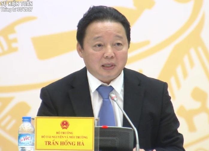 Bộ trưởng Trần Hồng Hà: Lùi thời hạn ghi tên các thành viên gia đình lên sổ đỏ