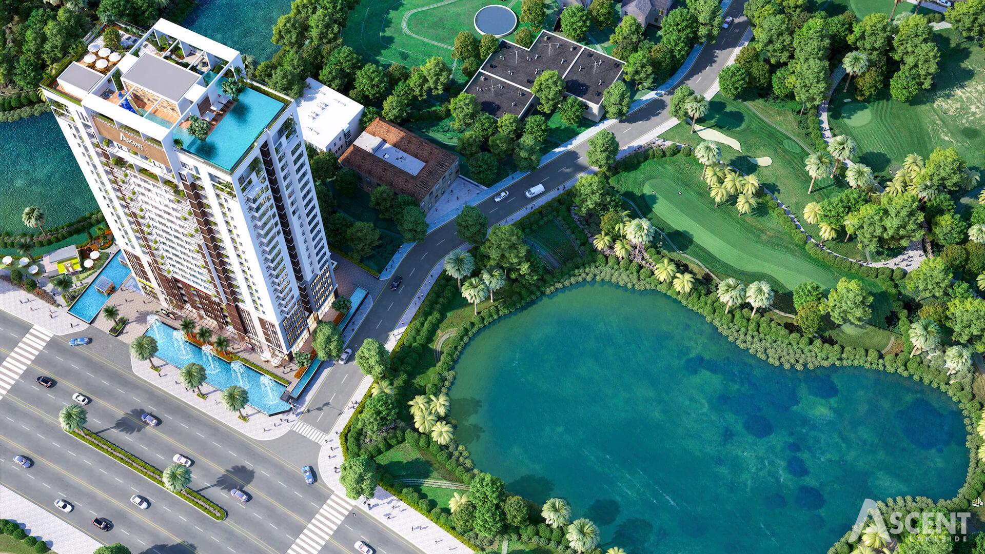 Khu Nam Sài Gòn được đẩy mạnh phát triển thành cơ sở hạ tầng khu vực