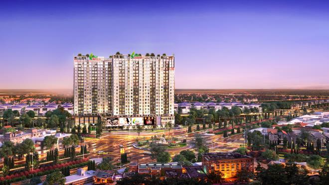 """Hạ tầng hoàn thiện – """"chìa khóa"""" thành công của thị trường căn hộ Tây Sài Gòn"""