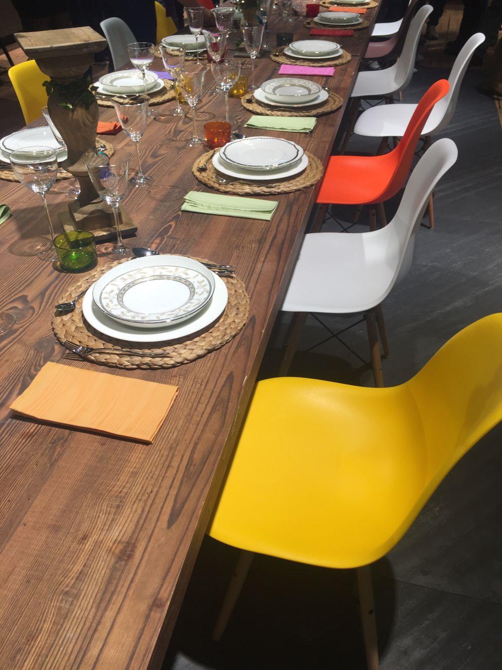 Gợi ý chọn màu hợp phong thủy cho phòng ăn