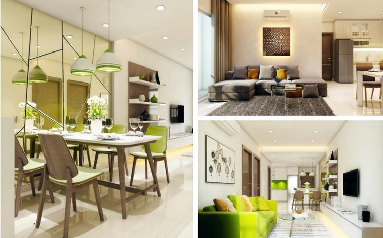 Bất động sản Bắc Sài Gòn sôi động với căn hộ Cityland Park Hills