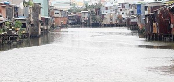 Phương án mới giải tỏa nhà ổ chuột ven kênh rạch tại TP.HCM